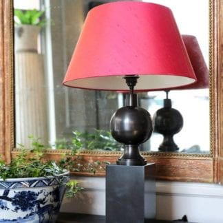 Bordslampa Woodville Bronze