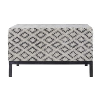 Soffmodul 80 cm POUFFE Rhombos, House Doctor