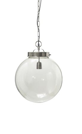 Taklampa Normandy Silver
