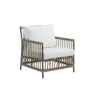 Caroline lounge chair Moccachino Exterior, Sika-Design
