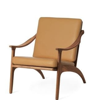 Lean Back Lounge Chair Soavé Nature Teak