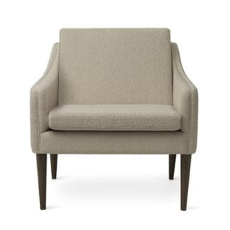 Mr. Olsen Lounge Chair Sand Smoked Ek